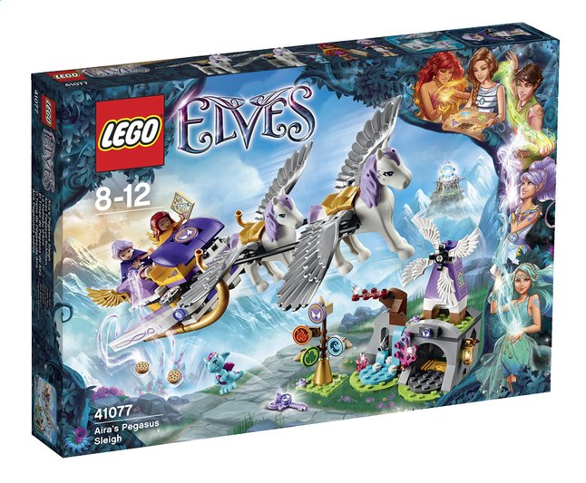 Afbeelding van LEGO Elves 41077 Aira's pegasusslee from ColliShop