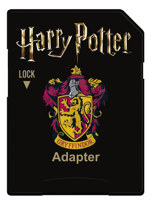 Afbeelding van Emtec geheugenkaart microSD met adapter Harry Potter UHS-I U1 Gryffindor 32 GB zwart from ColliShop