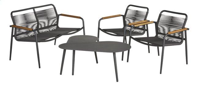 Image pour Ocean ensemble Lounge Amazone Charcoal à partir de ColliShop