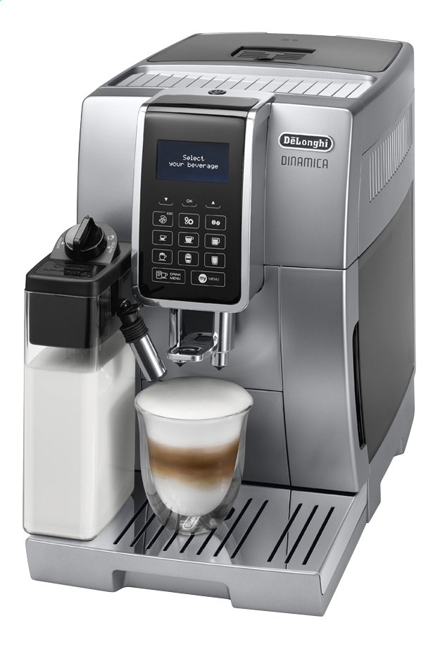 de 39 longhi machine espresso automatique avec mousseur. Black Bedroom Furniture Sets. Home Design Ideas