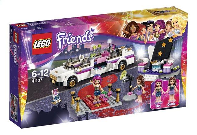 Image pour LEGO Friends 41107 La limousine de la chanteuse à partir de ColliShop