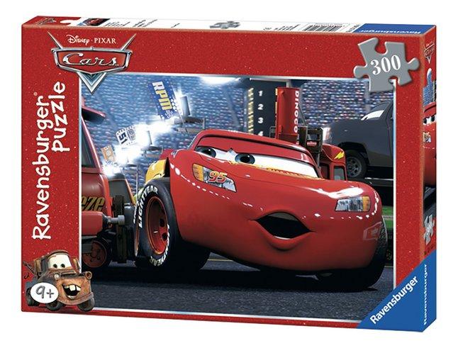 Afbeelding van Ravensburger puzzel Cars pitstop from ColliShop