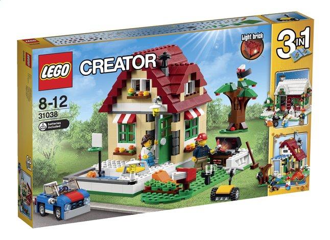 Image pour LEGO Creator 31038 Le changement de saison à partir de ColliShop