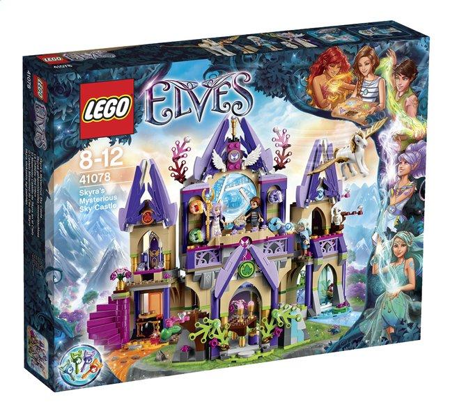 Afbeelding van LEGO Elves 41078 Skyra's mysterieuze luchtkasteel from ColliShop