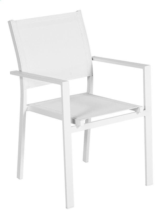 Image pour Chaise de jardin Victoria blanc à partir de ColliShop