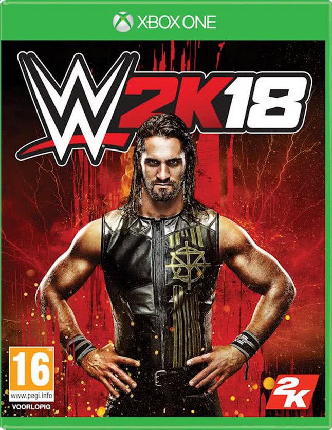Afbeelding van XBOX One WWE 2K18 ENG/FR from ColliShop