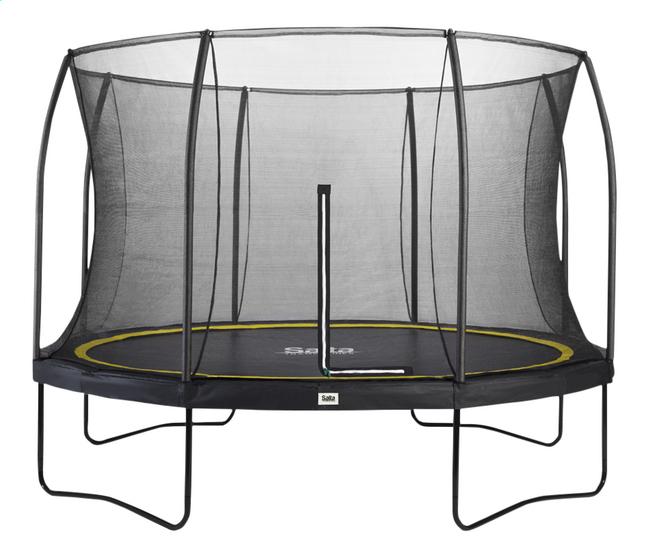 Salta ensemble trampoline Comfort Edition Ø 3,66 m noir