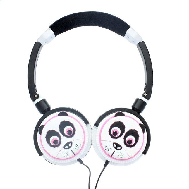 Image pour TabZoo casque Panda à partir de ColliShop