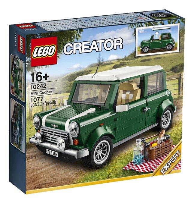 Afbeelding van LEGO Creator 10242 MINI Cooper from ColliShop