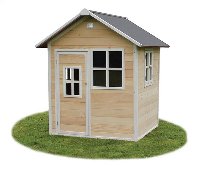 Image pour EXIT maisonnette en bois Loft 100 naturel à partir de ColliShop