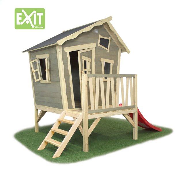 Image pour EXIT maisonnette en bois Crooky 300 à partir de ColliShop