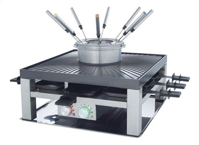 Solis Grill-raclette-fondue 3-in-1 796