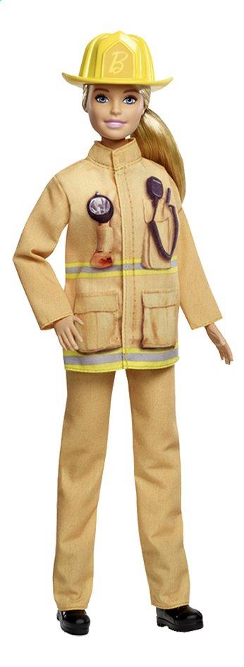 Image pour Barbie poupée mannequin  Careers Pompier à partir de ColliShop