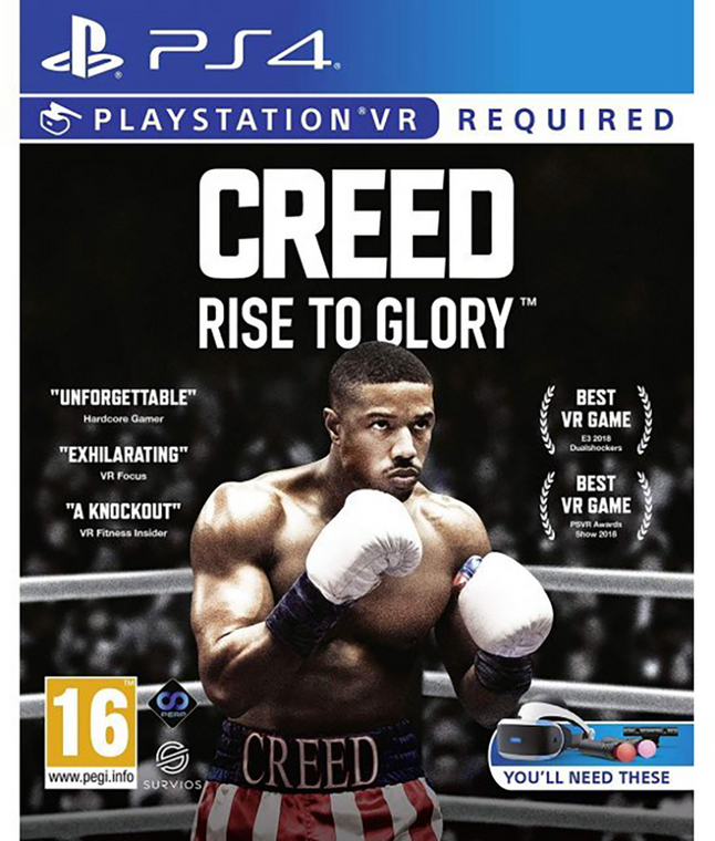 PS4 VR Creed Rise to Glory FR/ANG