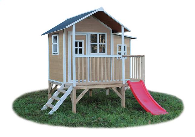 Image pour EXIT maisonnette en bois Loft 350 naturel à partir de ColliShop