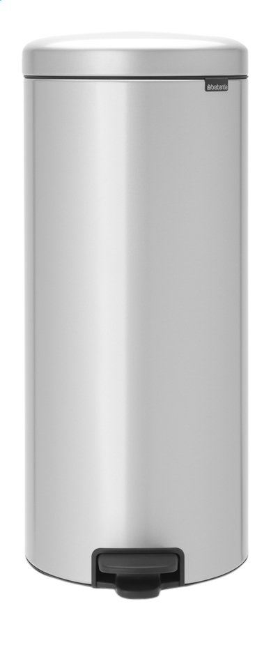 Afbeelding van Brabantia Pedaalemmer NewIcon metallic grey from ColliShop