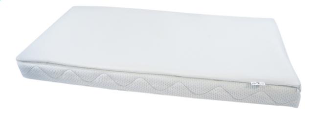 Image pour Airgosafe Matelas pour lit de bébé Tencel-HR avec surmatelas Lg 60 x L 120 cm à partir de ColliShop