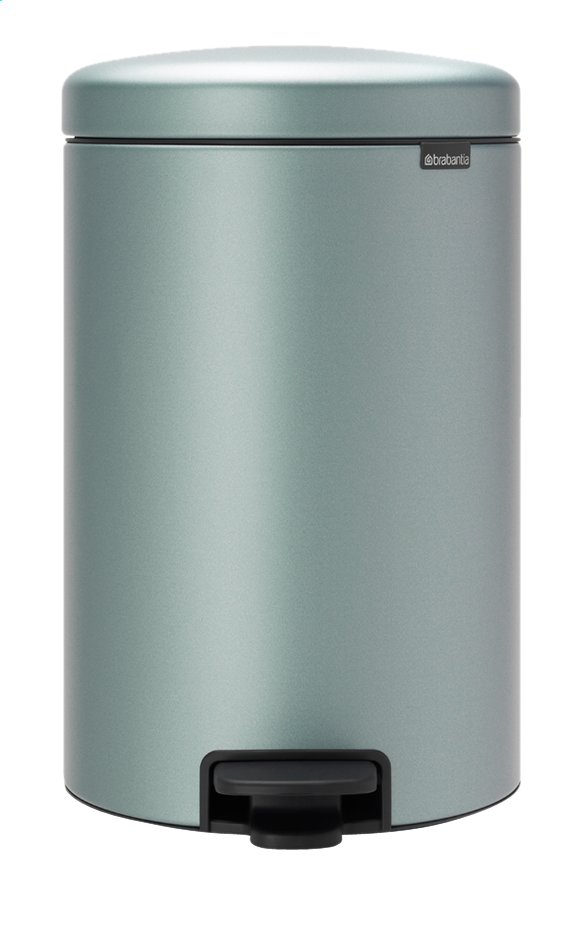 Afbeelding van Brabantia Pedaalemmer NewIcon metallic mint 20 l from ColliShop