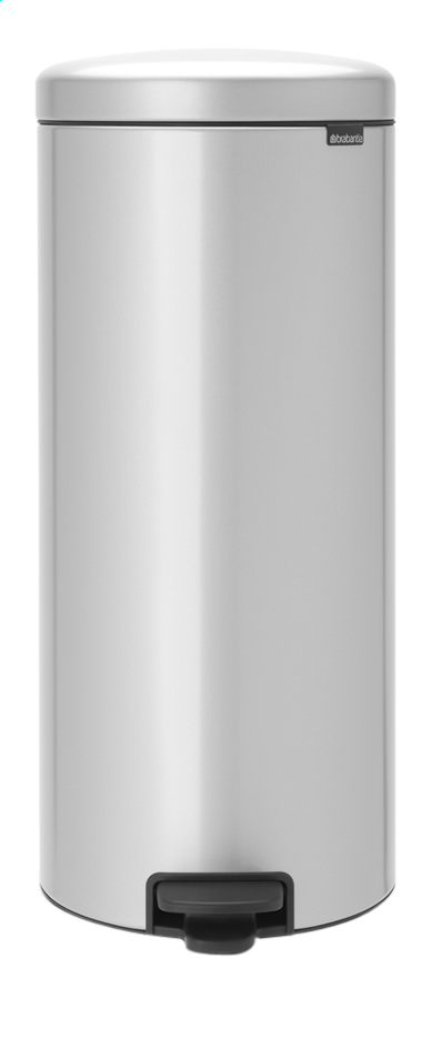 Afbeelding van Brabantia Pedaalemmer newIcon metallic grey 30 l from ColliShop