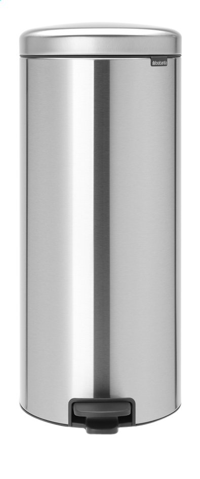 Afbeelding van Brabantia Pedaalemmer Matt Steel 30 l from ColliShop
