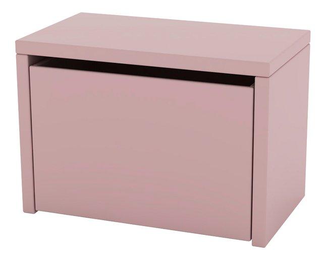 Image pour Banc de rangement Flexa Play rose à partir de ColliShop