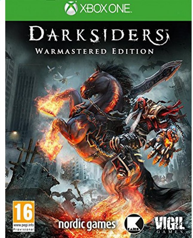 Afbeelding van XBOX One Darksiders Warmastered Edition  XBOX ONE ENG/FR from ColliShop