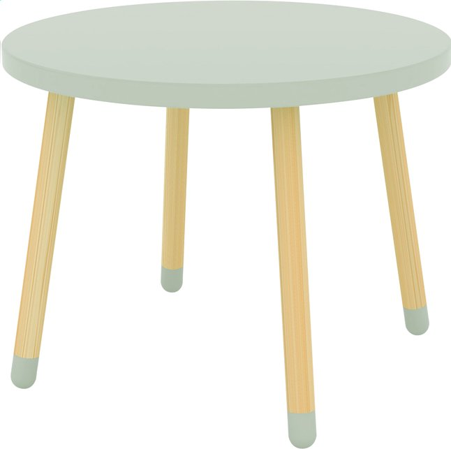 Image pour Table Flexa Play vert à partir de ColliShop