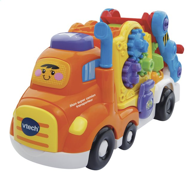 Image pour VTech Tut Tut Bolides Mon super camion transporteur à partir de ColliShop