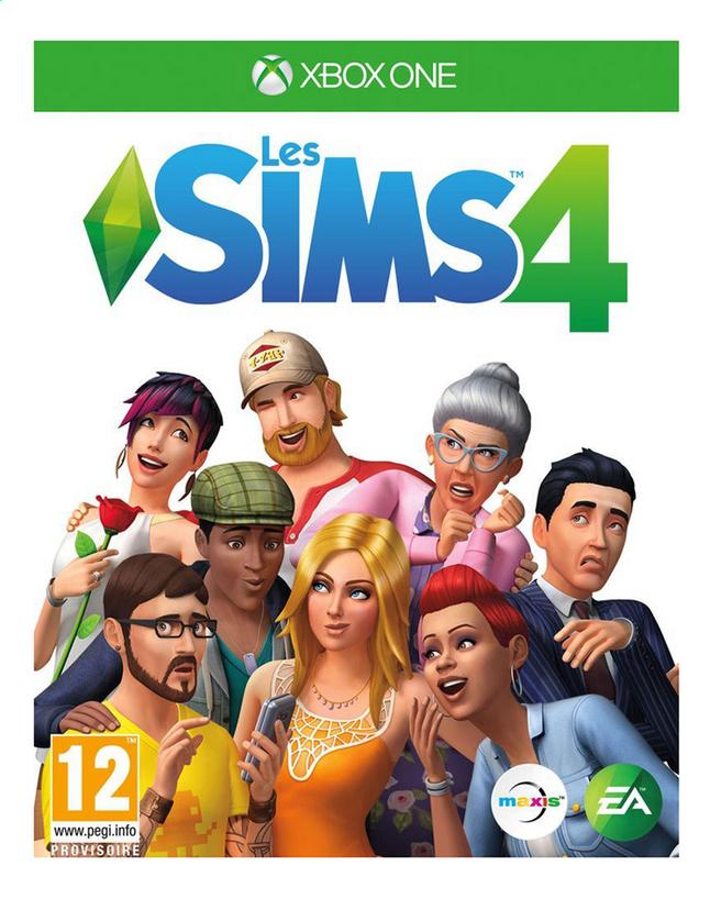 Image pour XBOX One Sims 4 FR à partir de ColliShop