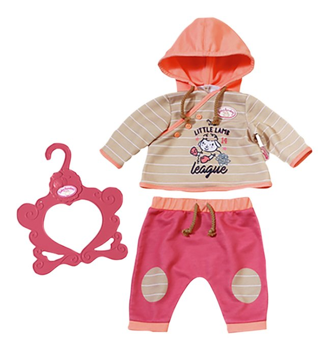 Afbeelding van Baby Annabell kledijset Outfit meisje from ColliShop