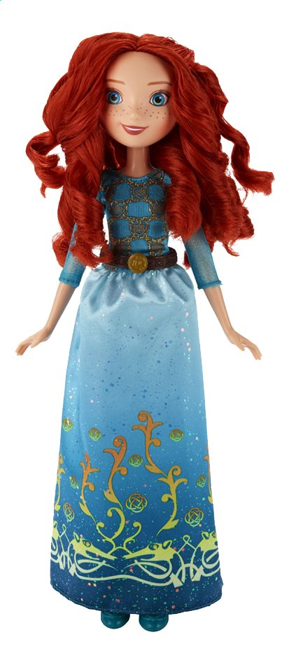 Afbeelding van Mannequinpop Disney Princess Fashion Merida from ColliShop