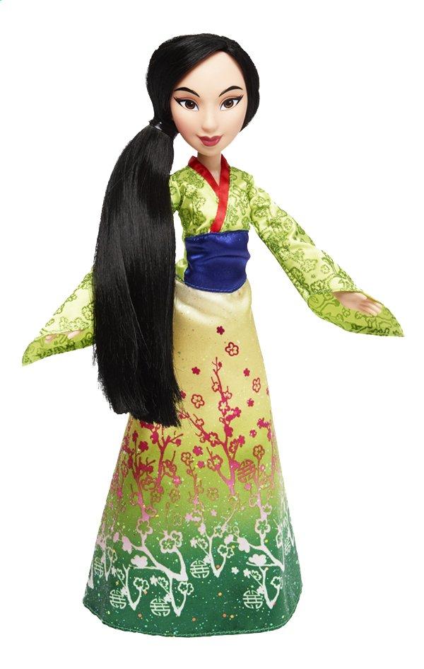 Image pour Poupée mannequin  Disney Princess Fashion Mulan à partir de ColliShop