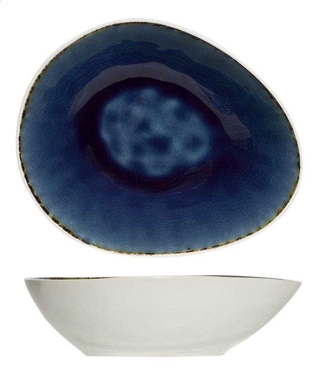 Cosy & Trendy 6 bols ovales Spirit Blue L 20,5 x Lg 17 cm