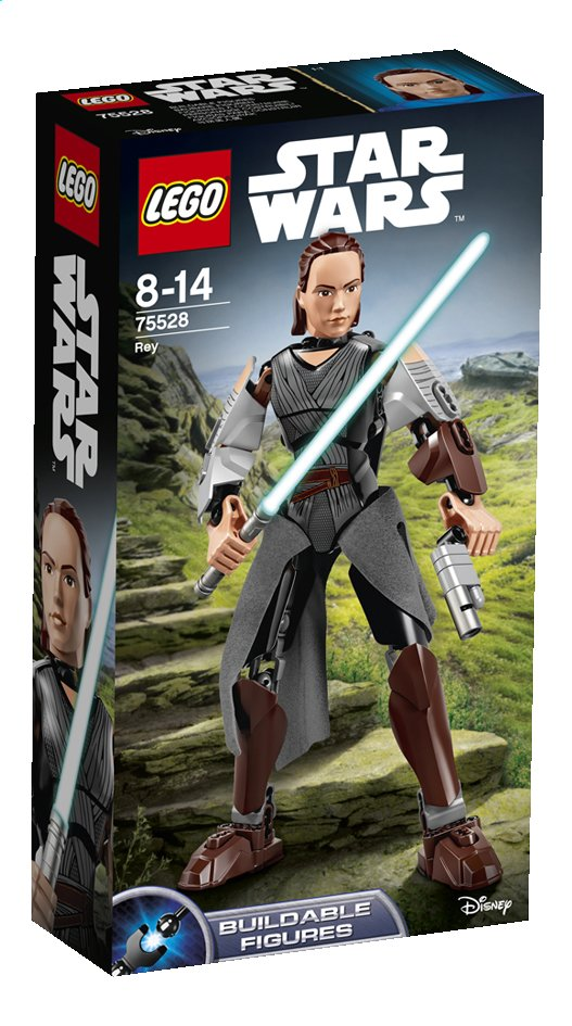Afbeelding van LEGO Star Wars 75528 Rey from ColliShop
