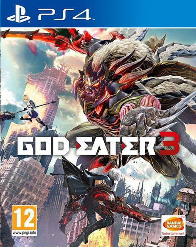 Image pour PS4 God Eater 3 FR à partir de ColliShop