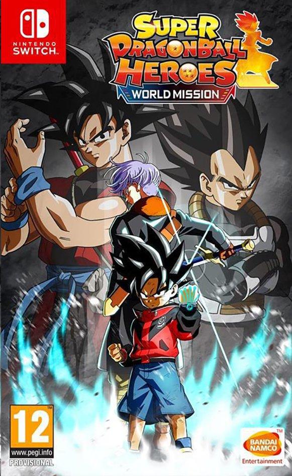 Image pour Nintendo Switch Super Dragon Ball Heroes World Mission FR à partir de ColliShop