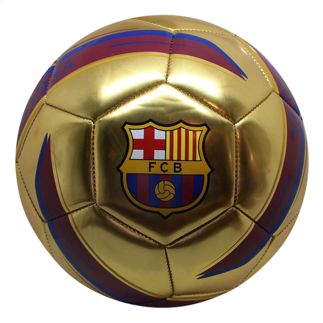 Image pour Ballon de football FC Barcelona taille 5 à partir de ColliShop