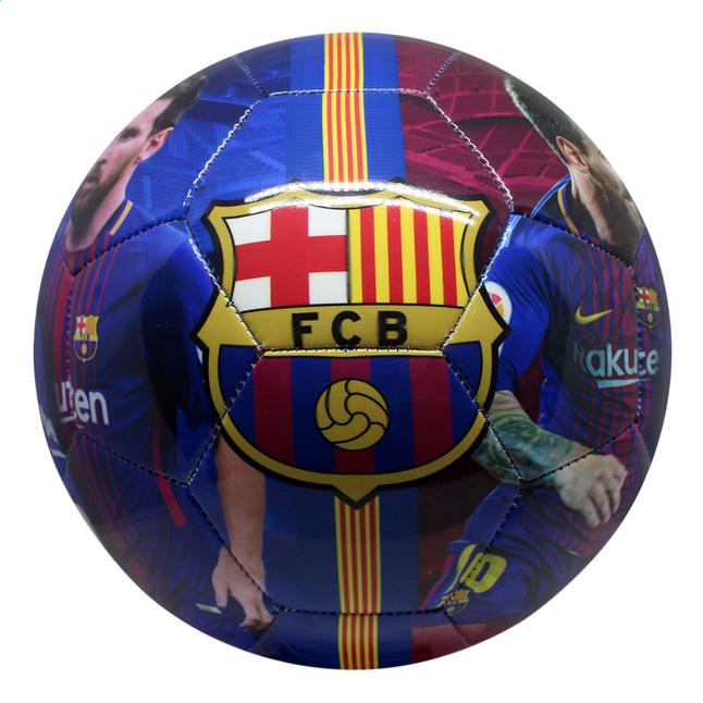 Image pour Ballon de football FC Barcelona Messi taille 5 à partir de ColliShop