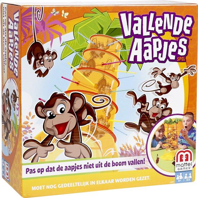 Afbeelding van Vallende aapjes from ColliShop