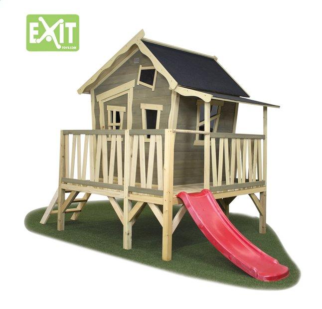 Image pour EXIT maisonnette en bois Crooky 350 à partir de ColliShop