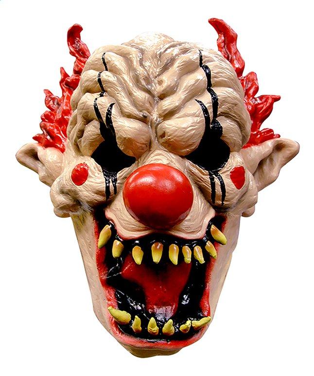 Afbeelding van Masker horror clown from ColliShop