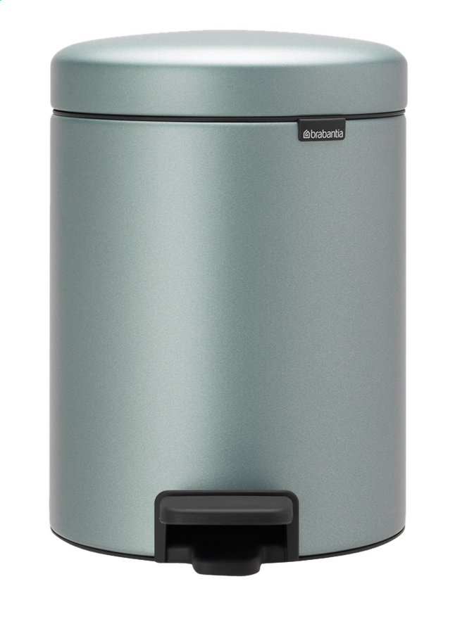 Afbeelding van Brabantia Pedaalemmer newIcon metallic mint 5 l from ColliShop