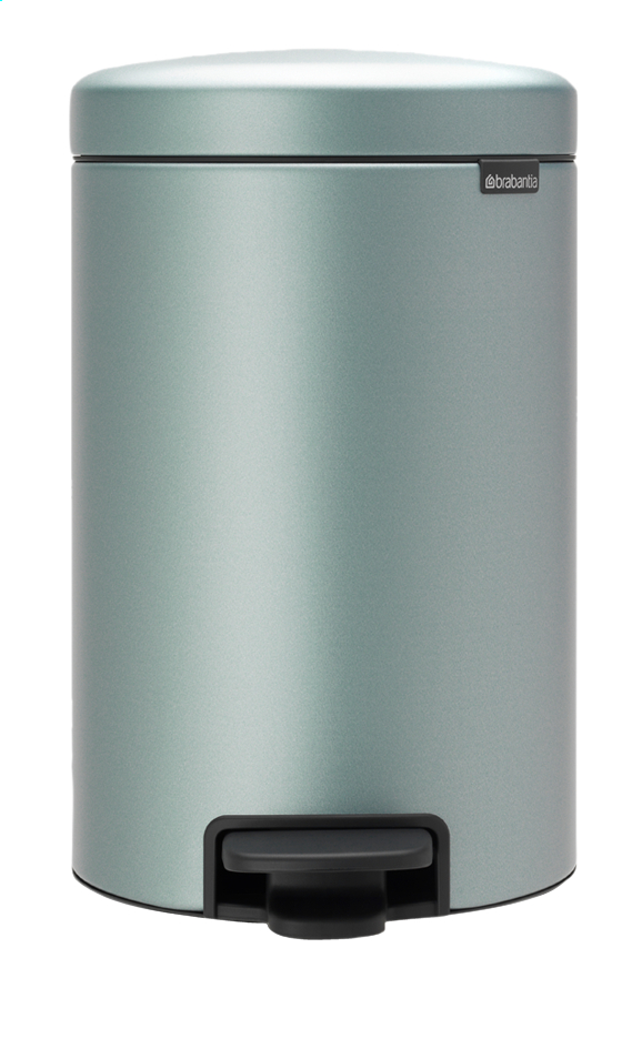 Afbeelding van Brabantia Pedaalemmer newIcon metallic mint 12 l from ColliShop