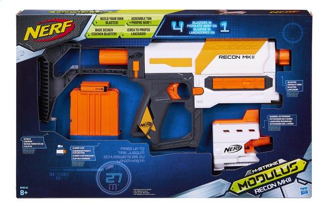 Image pour Nerf N-Strike Modulus pistolet Recon MK II à partir de ColliShop