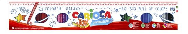 Carioca viltstift Joy - 96 stuks