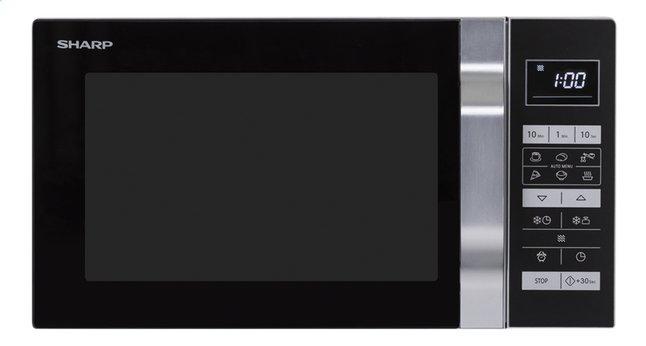 Image pour Sharp Micro-ondes Solo R360S argenté à partir de ColliShop