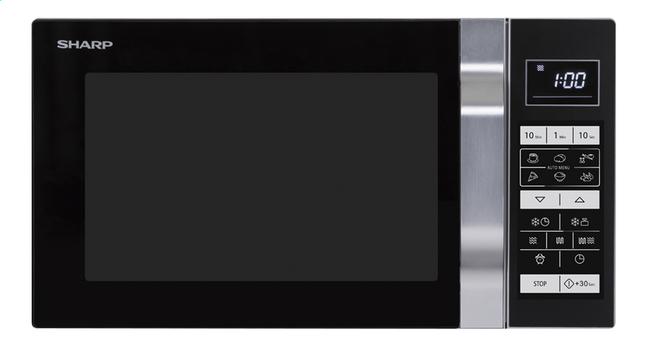 Sharp Combimicrogolfoven Solo/Grill R760S zilver