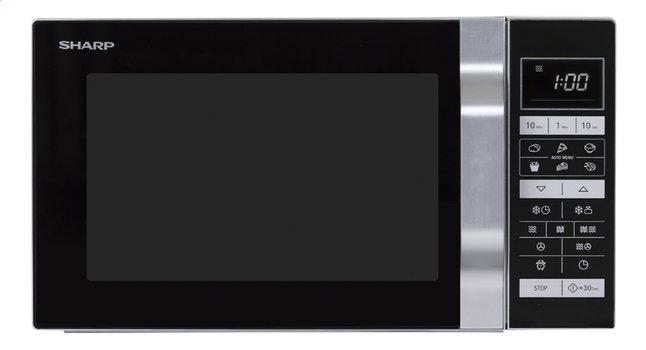 Sharp Combimicrogolfoven R860S zilver