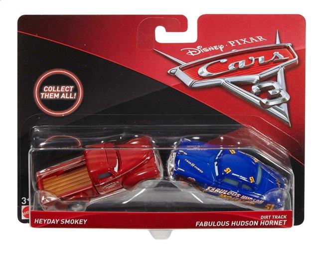 Image pour Voiture Disney Cars 3 Smokey & Hudson Hornet à partir de ColliShop