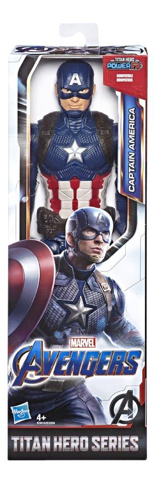 Afbeelding van Actiefiguur Avengers Titan Hero Series - Captain America from ColliShop